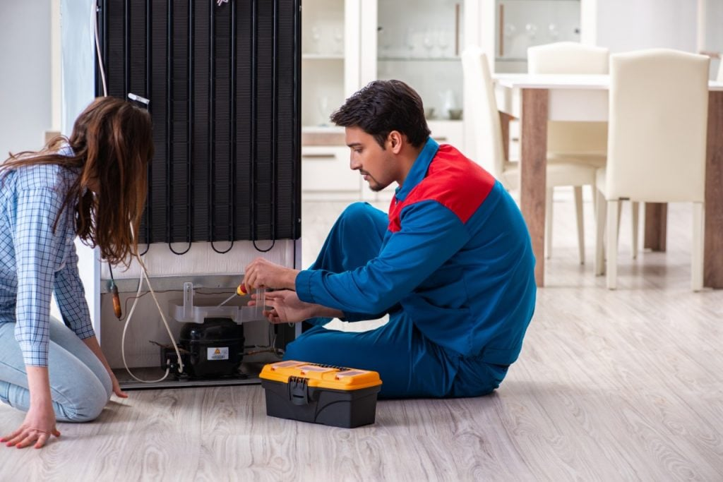 panasonic Fridege Repair service in delhi